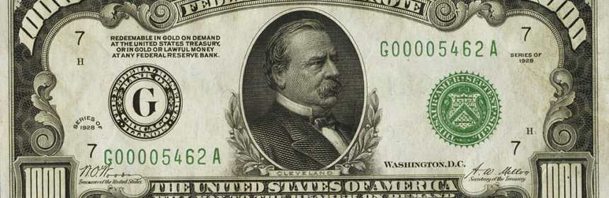 history of paper money
