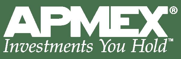 apmex logo white