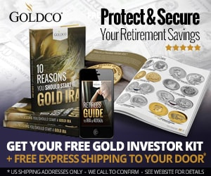 goldco free gold ira kit