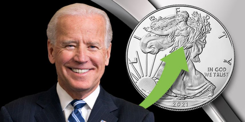 biden gold and silver