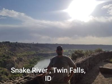Nate F., The USA is my backyard these days and my favorite part of my back yard is the Northwest. Snake River Gorge Twin Falls, ID