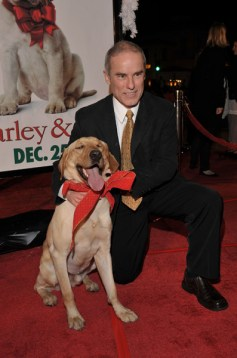 "attends the ""Marley & Me"" premiere at the Mann Village Theater on December 11, 2008 in Westwood, California."