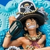 "Monkey D. Luffy -ONE PIECE 20th Anniversary ver.- ""ONE PIECE"" Figuarts ZERO"