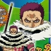 "Manga one piece episode 893 ""36th Daughter of the Charlotte Family - Flampe"" whole cake island"