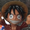 JUMP FESTA 2018-BIG LUFFY and GOKOU at ENTRANCE