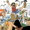 "Manga One piece Comics Vol.1 ""ROMANCE DAWN - The Dawn of the Adventure"" all episodes"