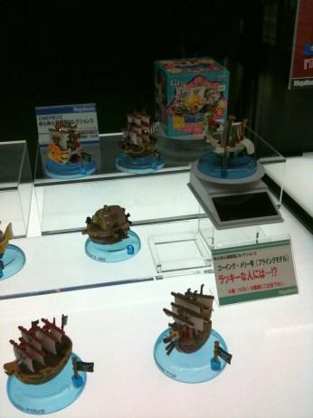ゆらゆら海賊船コレクション3|メガホビEXPO 2011 AUTUMN:11/23開催