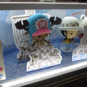 3月4日開催【画像レポ|バン博2012】一番くじ 7月予定:きゅんぐるみ チョッパー&クリーチャー #onepiece #ichibankuji #banpaku2012 #banpaku2012_photo #バン博画像 ワンピース展示フィギュアまとめ