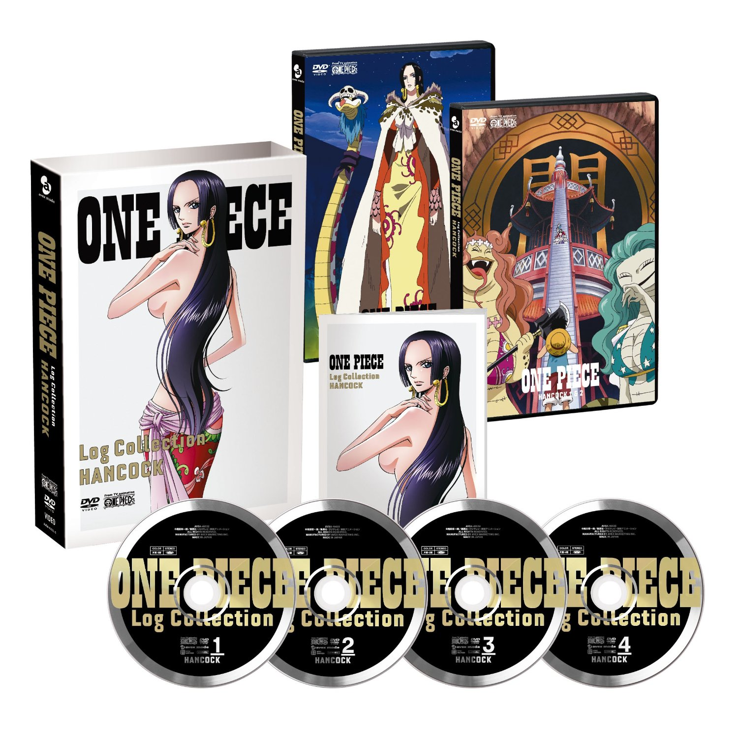 "AMAZON予約開始【DVD】ONE PIECE Log Collection ""SABAODY"