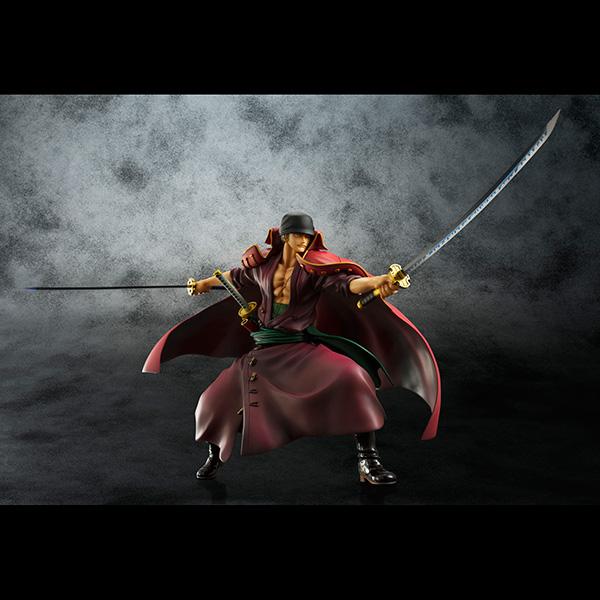 """エクセレントモデル Portrait.Of.Piratesワンピース""""EDITION-Z"""" ロロノア・ゾロ 3"""