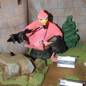 【画像レポート】フィギュアーツZERO Artiist Special ドンキホーテ・ドフラミンゴ as フラミンゴ|ジャンフェス2014 #jumpfesta