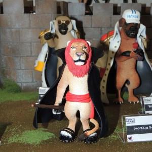 【画像レポート】フィギュアーツZERO Artiist Special シャンクス as ライオン|ジャンフェス2014 #jumpfesta