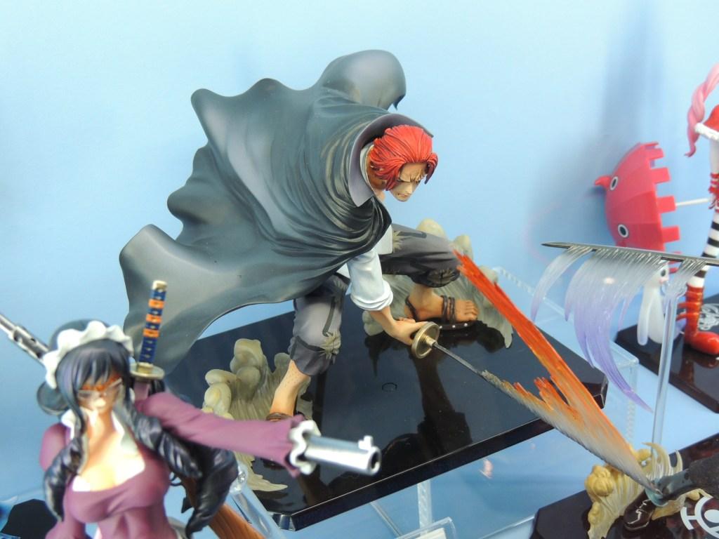 【画像レポート】フィギュアーツZERO シャンクス Battle Ver.  ジャンフェス2014 #jumpfesta