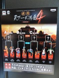 プライズ:造形天下一武道会4