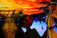 【画像ギャラリー】フィギュアーツZERO フランキー/ブルック -ONE PIECE FILM Z 決戦服Ver.-
