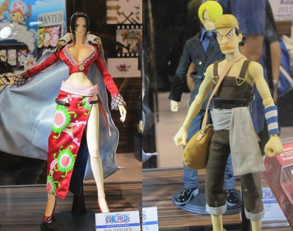 ONE PIECE ACTION FIGURE SERIES boa hancok ボア・ハンコック