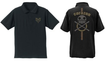 ONE PIECE - Corazon Polo Shirt
