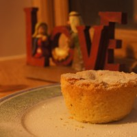 Mince pies, with a twist...