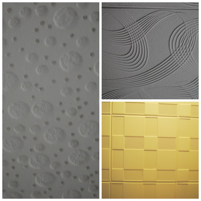 Ceiling tiles montage