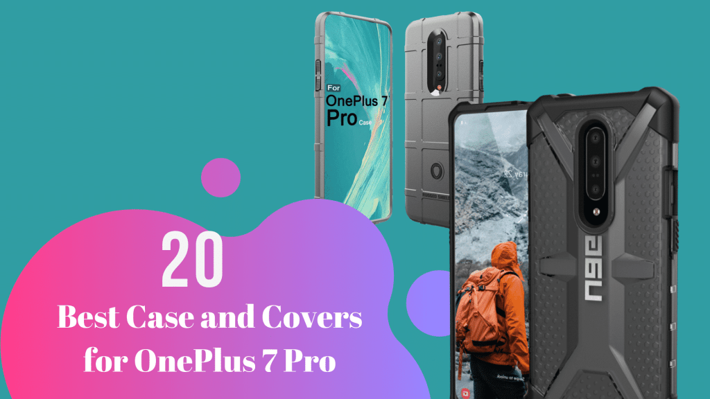 OnePlus 7 Pro Cases and Covers