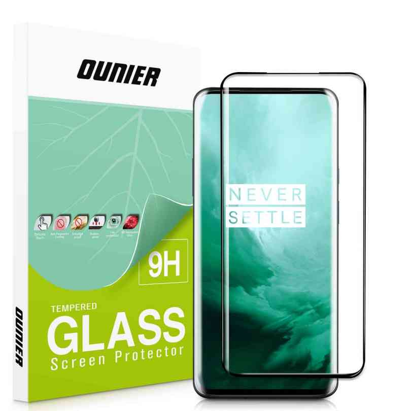 OUNIER Best OnePlus 7 Pro Screen Protectors