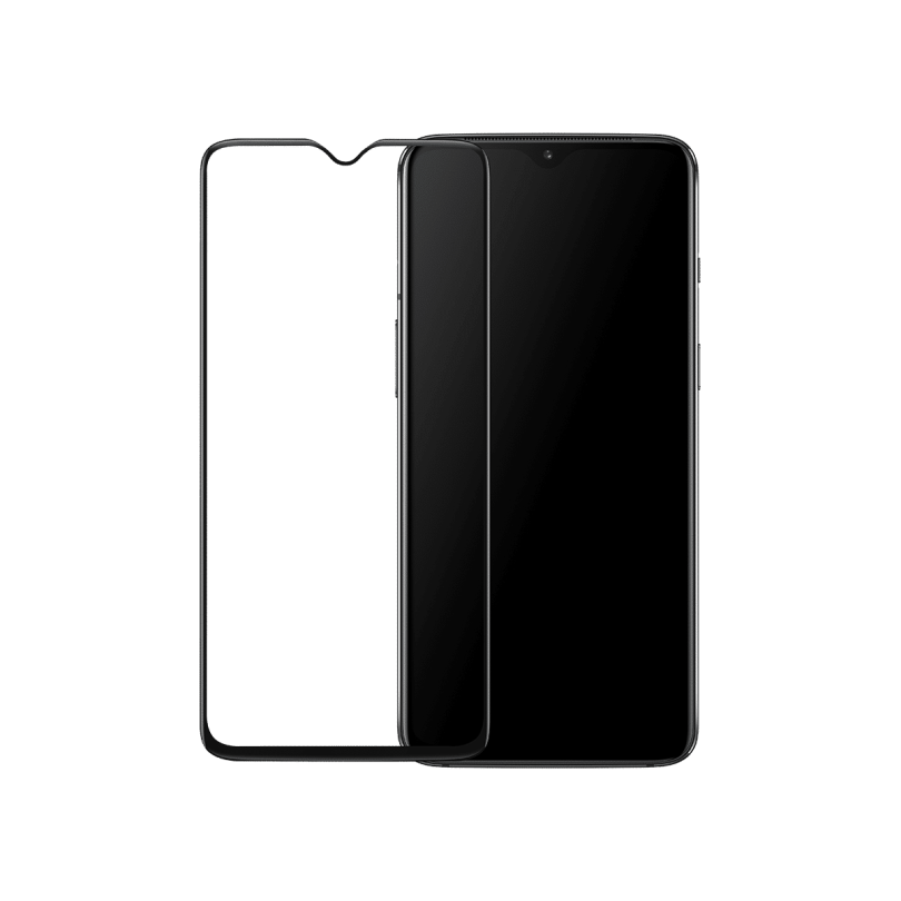 Remove factory screen protector on OnePlus 7 Pro