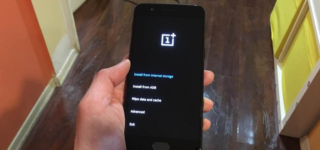 Wipe Cache To fix WiFi Problems in OnePlus 7 and OnePlus 7 Pro