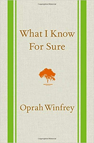 Oprah What I Know For Sure