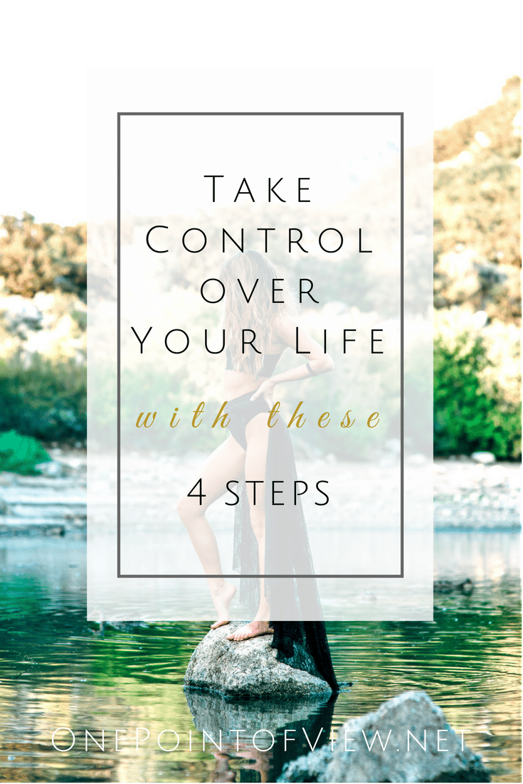 Take Control Over Your Life-OnePointofView.net