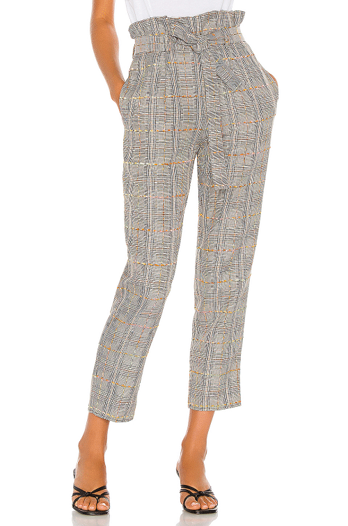 Fall Wardrobe 2020 Plaid Pants