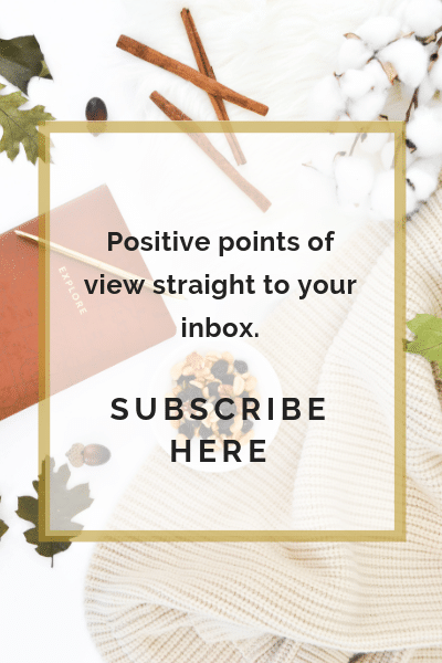 SUBSCRIBE to One Point of View Newsletter
