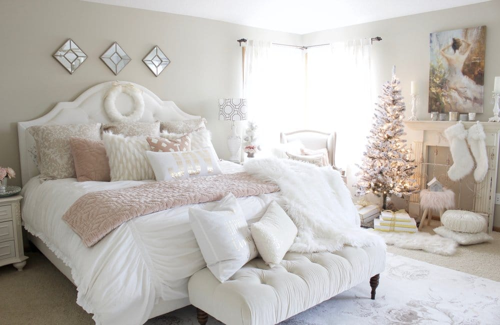 Christmas Decor Inspiration-OnePointofView.net-Styled With Lace