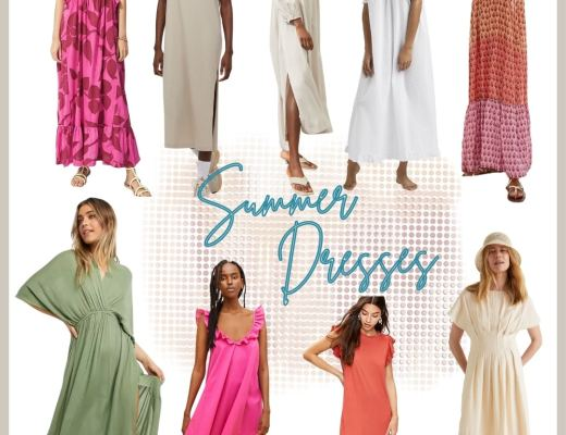 Stylish house dresses - Super Chic Loungewear You Can Wear Outside