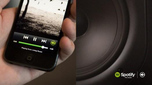 Spotify ha presentado a�?Connecta��