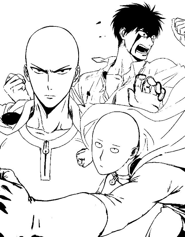 one punch man fases - One punch man fases