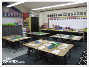 Classroom Reveal & First Day FREEBIES
