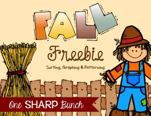 Fall Frenzy & Fall FREEBIE