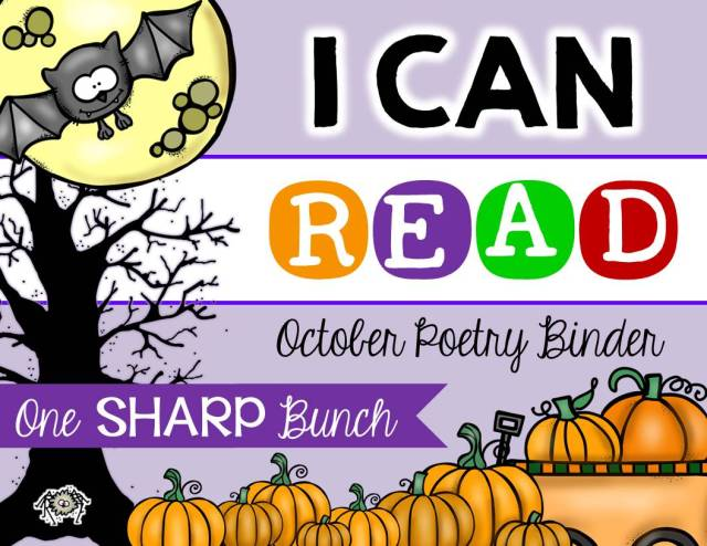 http://www.teacherspayteachers.com/Product/I-Can-Read-Poetry-Binder-October-1459643