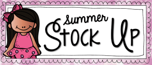 Summer Stock Up {Freebies}