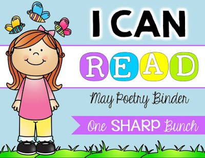 https://www.teacherspayteachers.com/Product/I-Can-Read-Poetry-Binder-May-1850626