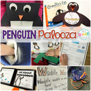 Penguin Activities in Kindergarten
