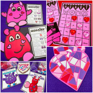Keep your little lovebugs distanced, yet engaged, and your classroom Valentine's Day party well-managed with these social distancing Valentine's Day party ideas for the classroom, including Valentine's Day crafts, Valentine's Day games and Valentine's treats! These no contact Valentine's Day party activities are sure to be a lovely hit this February! #winter #valentinesday #valentinesdaypartyideas #classroomvalentinesdayparty #diyvalentines #diyvalentinesdayparty #valentinecrafts #valentinegames #valentinestreats #winteractivities