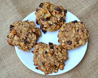 Delicious and Healthy Breakfast Cookies