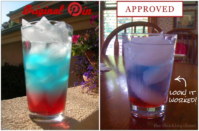 Pinterest Tested & Approved: Fourth of July by The Thinking Closet