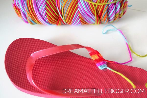 005-yarn-flip-flops-dream-a-little-bigger