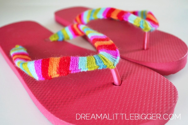 007-yarn-flip-flops-dream-a-little-bigger