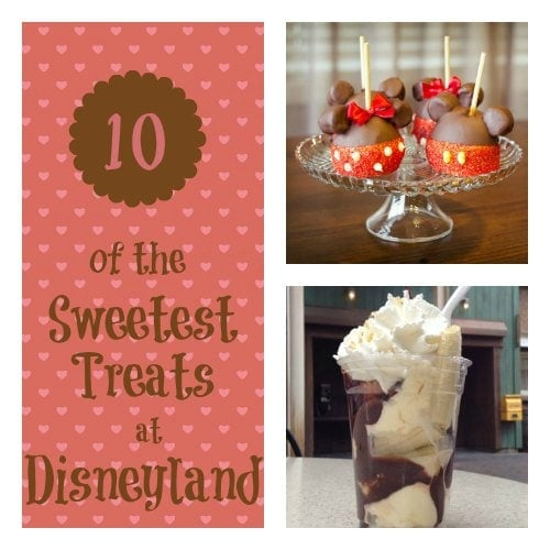 disneyland treats