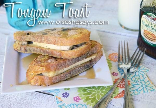 Disney World's Tongan Toast
