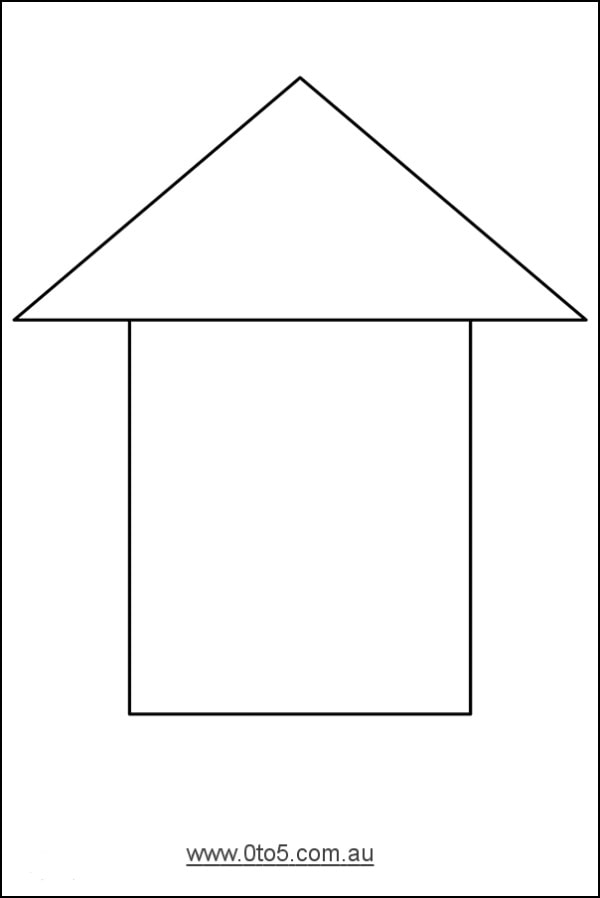 Children\'s Book and Activity... A House Is a House for Me