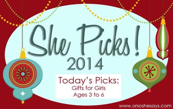 She Picks 2014